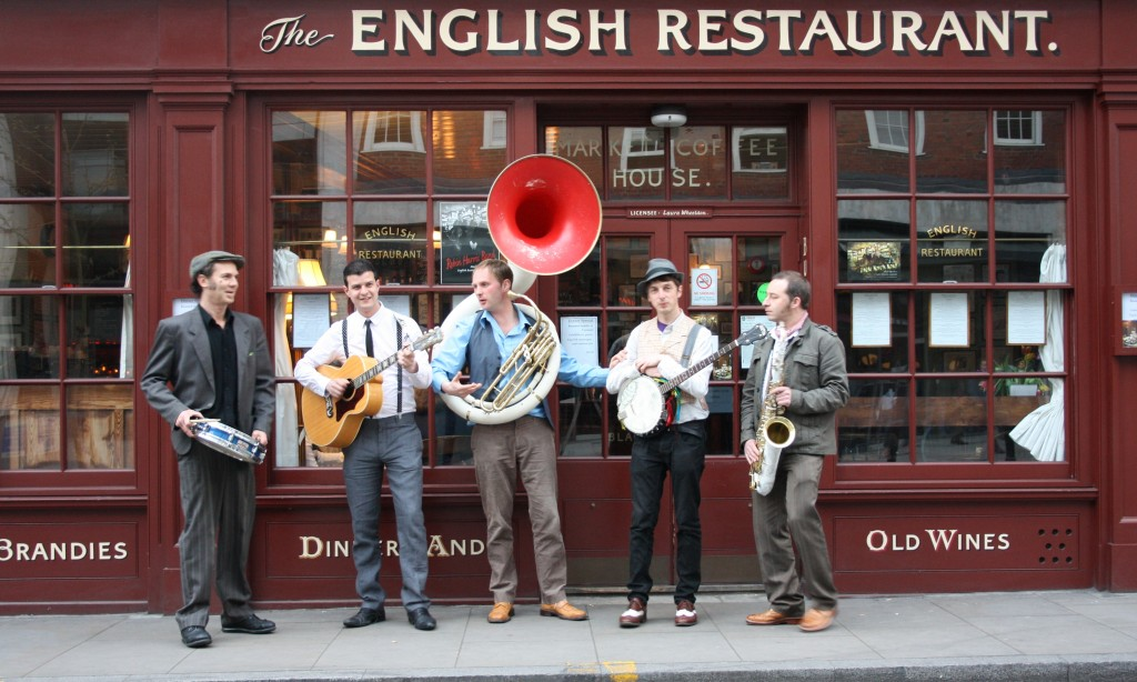The London Dixieland Jazz Band