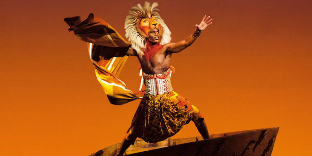 The Lion King Stage Performance